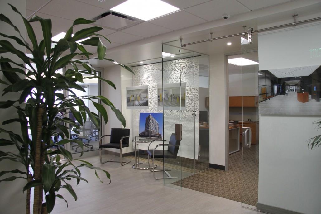 Corporate office center
